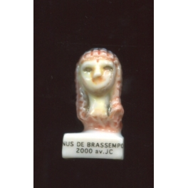 Single feve from Le musée miniature III n°4 / 0.5p2f9