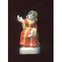 Fève à l'unité Reine des marionnettes II n°1 / 0.5p3d5