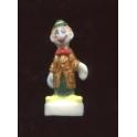 Fève à l'unité Reine des marionnettes II n°4 / 0.5p3a6