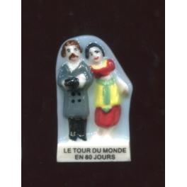 Fève à l'unité Les romans de Jules Verne IV n°3 / 0.5p3b7