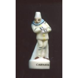 Fève à l'unité Les rois du carnaval II n°2 / 0.5p3e11