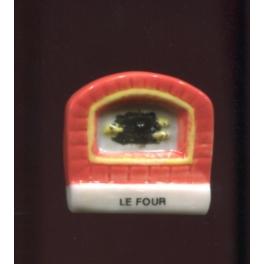 Fève à l'unité Les rois du fournil n°1 / 0.5p4c10
