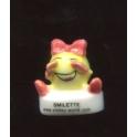 Single feve from Smiley junior et Smilette n°5 / 0.5p4b13