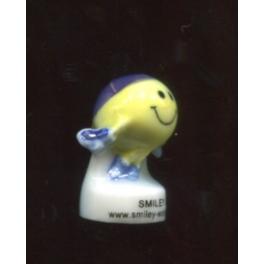 Fève à l'unité Smiley junior et Smilette n°7 / 0.5p4d13