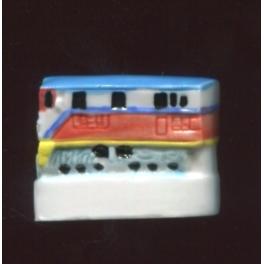 Fève à l'unité Des trains pas comme les autres II n°5 / 0.5p7e5