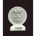 Fève à l'unité 15 monnaies pour un euro II n°3 / 0.5p7a11
