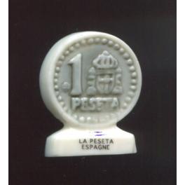 Fève à l'unité 15 monnaies pour un euro II n°6 / 0.5p7d11