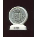 Fève à l'unité 15 monnaies pour un euro II n°7 / 0.5p7e11