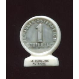 Fève à l'unité 15 monnaies pour un euro II n°8 / 0.5p7f11