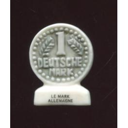 Fève à l'unité 15 monnaies pour un euro II n°9 / 0.5p7a12