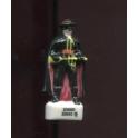 Fève à l'unité Zorro n°9 / 0.5p10f4
