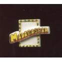 Fève à l'unité Madagascar I n°3 / 0.5p10e8