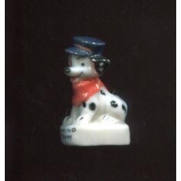 Single feve from Les 102 dalmatiens n°8 / 0.5p12b2