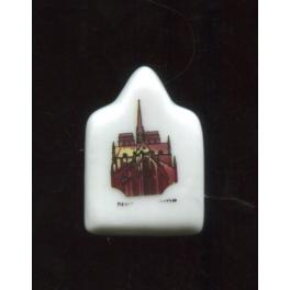 Fève à l'unité Le Bossu de Notre Dame n°1 / 0.5p12b10