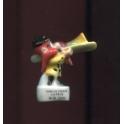 Fève à l'unité Looney Tunes 2000 n°1 / 0.5p13f3