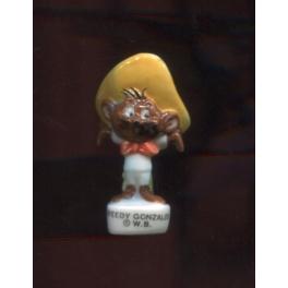 Fève à l'unité Bugs Bunny story II n°1 / 0.5p13a6