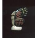 Fève à l'unité Papillon vole II n°5 / 0.5p14e7