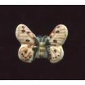 Fève à l'unité Papillon vole I n°5 / 0.5p14d9