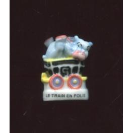 Single feve from Trains en folie I n°9 / 0.5p14f16