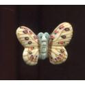 Fève à l'unité Papillon vole III n°1 / 0.5p15b1