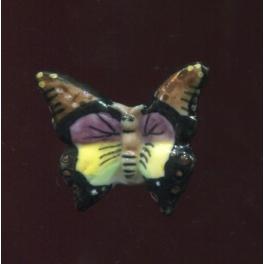 Fève à l'unité Papillon vole III n°2 / 0.5p15c1