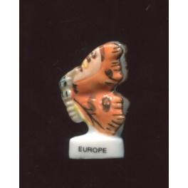 Fève à l'unité Papillon vole III n°3 / 0.5p15d1