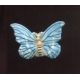 Fève à l'unité Papillon vole III n°6 / 0.5p15a2