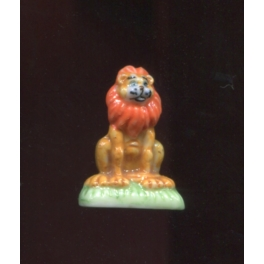 Fève à l'unité Le roi de la jungle III n°1 / 0.5p15a12