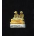 Single feve from 4000 ans d'histoire du pain I n°6 / 0.5p21d1