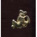 Fève à l'unité Mickey n°1 / 0.5p22f3