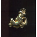 Single feve from Mickey pendentifs n°2 / 0.5p22e4