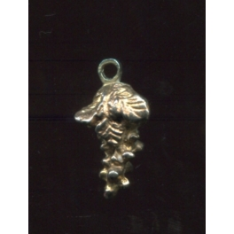 Single feve from Fruits pendentifs n°1 / 0.5p22a16