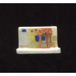 Single feve from L'euro prototype n°2 / 0.5p23e4