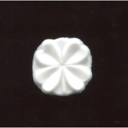 Single plastic feve from Trèfle n°1 / 0.5p24d1