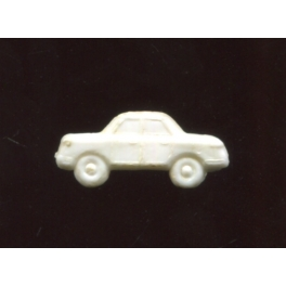 Single plastic feve from Voiture n°1 / 0.5p24e3