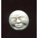 Fève ancienne à l'unité Lune n°1 / 0.5p24c7
