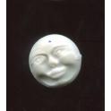 Fève ancienne à l'unité Lune n°4 / 0.5p24c8
