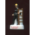 Single feve from 18 sapeurs pompiers n°1 / 0.8p1a6