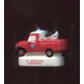 Fève à l'unité 18 sapeurs pompiers n°8 / 0.8p1b7