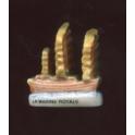 Fève à l'unité La marine royale II n°9 / 0.8p1f9
