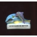 Fève à l'unité Le royaume merveilleux de Neptune I n°6 / 0.8p3b6