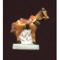 Fève à l'unité Cavalerie des rois II n°3 / 0.8p5d14