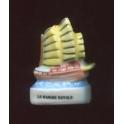 Fève à l'unité La marine royale I n°1 / 0.8p8a8