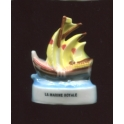 Fève à l'unité La marine royale I n°9 / 0.8p8c9